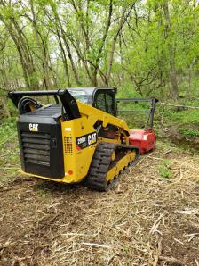 Land Clearing Fitchburg WI